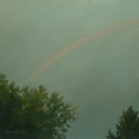 Rainbow in the Rain